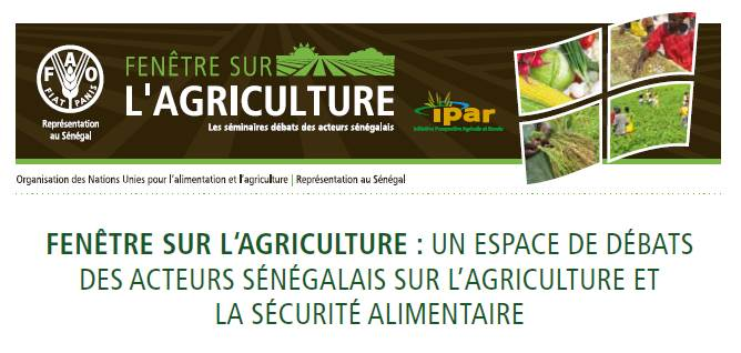 Initiative Prospective Agrole et Rurale